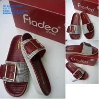 Sandal Fladeo / Sandal Teplek Wanita Fladeo