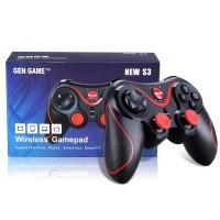 S3 Wireless Bluetooth Gamepad Game Joystick Gaming mini Controller