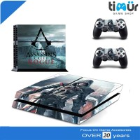 Skin Sticker PS4 Fat Dan Slim Decal Vinyl Assasins Creed Rogue