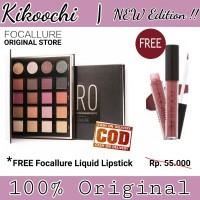 Kikoochi - FREE GiFT! Focallure Eyeshadow PRO Palet Pallete