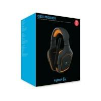 Headset Gaming Logitech G231 Prodigy