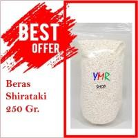 BERAS SHIRATAKI / KONYAKU / DIET KETO / BERAS DIET 250GR