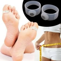Toe ring slimmer no box/slimming toe ring