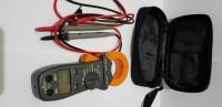 Tang Ampere Digital Multimeter Multi Meter Clampmeter C