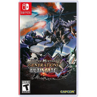 Nintendo Switch Monster Hunter Generations Ultimate (US)