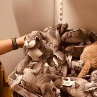 maianan anak/boneka/bonrka ikea/mainan edukasi/boneka kelinci/rabbit