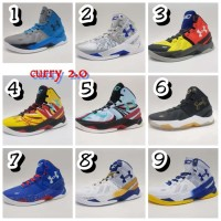 Hot Item UNDER ARMOUR CURRY 2