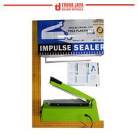 Impulse Sealer 20 Cm Alat Press Plastik Alat Perekat Plastik 20 Cm.
