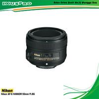 Lensa Nikon AF-S NIKKOR 50mm f/1.8G / Nikkor 50mm