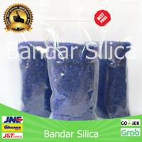 SILICA GEL BLUE BIRU 1KG CURAH
