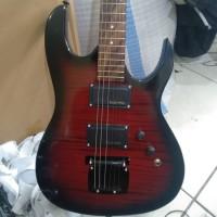 gitar listrik Ibanez murah sunbrush