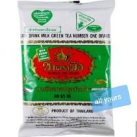 thai green tea teh hijau bubuk thailand tea chatramue original serbuk