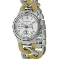 jam tangan wanita michael kors with chronograph