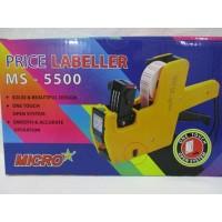 MICRO Alat Label Harga Price Labeller Label Harga untuk barang cetak h