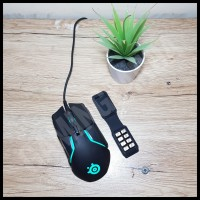 STEELSERIES RIVAL 650 - WIRELESS EDITION MOUSE GAMING BUKAN RIVAL 600