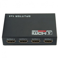 HDMI Splitter 1-4 - Gaintech