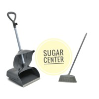 Krisbow Sapu dan Pengki/Set Sapu dan Pengki/Alat Kebersihan