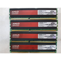 Memory AMD Value Edition DDR3 8Gb 4Gb X 2 Desktop Ram PC