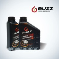 Oli Buzz / Buzz Oil Engine Lubricants Motor Matic 2tak 4tak Mobil
