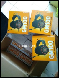 Produk Baru Dbe Gm100 Gaming Headphone Headset Game