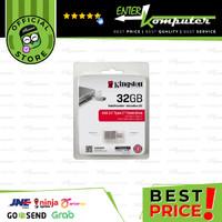 Kingston 32GB USB 3.0 + OTG USB 3.1 Type C - DTDUO3C/32GB