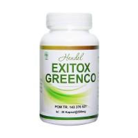 Hendel Exitox Greenco Extract Green Coffee