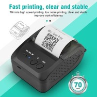 EPPOS MINI PORTABLE BLUETOOTH THERMAL PRINTER Zj-5809 PALING MURAH