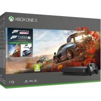 Microsoft Xbox One X Bundle Forza Horizon 4, Forza Motorsport 7