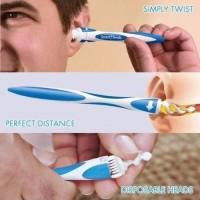 Pembersih Telinga Korek Kuping Smart Swab Easy Earwax Ear Cleaner