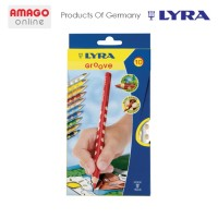 LYRA GROOVE - COLOR PENCIL - BOX 10 COLORS - 3811100