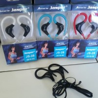 Headset/ Handsfree Jasper Sporty Design