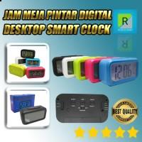 Jam Meja Pintar Digital Desktop Smart Clock-JP 9901