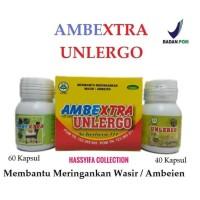 ambextra unlergo / obat ambein / obat wasir