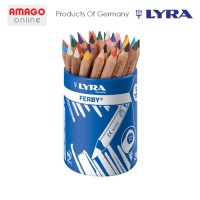 LYRA FERBY NATURE - COLOR PENCIL - 36 COLORS - 3613360 PENSIL WARNA