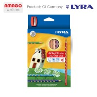 LYRA GROOVE SLIM - COLOR PENCIL - BOX 36 COLORS - 2821360
