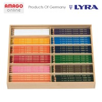 LYRA SUPER FERBY LACQUERED - COLOR PENCIL - 144 COLORS - 3724144