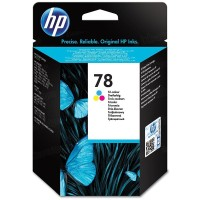 Tinta HP 78 Colour Original , tinta printer HP ori
