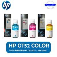 TINTA Printer HP GT52 COLOR Refill ORIGINAL Ink Bottle Printer GT-52 G