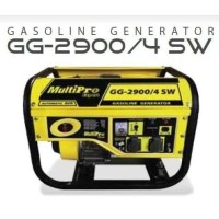 MULTIPRO MESIN GENSET 2000 WATT GG2900 4 TAK GENERATOR