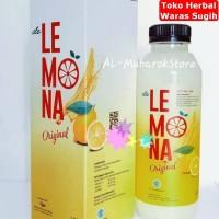 LEMONA Perasan Sari Lemon pure Asli Original