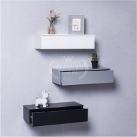 Promo Rak dinding Drawer Shelf 1 pcs - ambalan laci - wall drawer