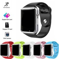 Bluetooth Smart Watch A1 Camera + Sim Phone + Memori Card ( NEW )