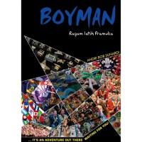 ORIGINAL - Buku Boyman Ragam Latih Pramuka Oce