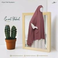 Smart Pocket - Khimar Niqab Cadar Tali Jilbab - Khadijah Indonesia