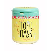 Cathy Doll White Tofu Mask CathyDoll Caty Cathi Cati Dol Masker Wajah