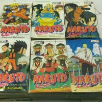 Komik Naruto Lengkap 1 - 72 TAMAT