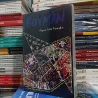 HJA - Buku - BOYMAN - ragam latih pramuka - Andri Bob Sunardi