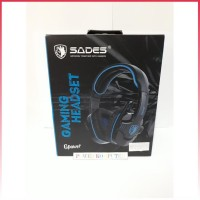 SADES GPOWER SA 708 HEADSET GAMING G POWER
