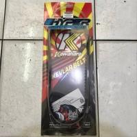 Vanbelt Vbelt V-Belt Kawahara Racing Kevlar Beat Injeksi Scoopy Fi