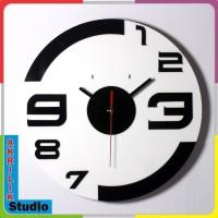 Produk Jam Dinding Akrilik 3D Your Style 11 Series